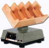 FMC Corp 4-Pocket Tilt Rack Paper Jogger FMC J-50-B-170881-D - 230-240 Voltage  60 Hz. - FREE SHIPPING!
