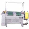 STRAPPING MACHINE- Preferred Pack TP-101PB Fully Auto Arch Banding Machine w/ Power Conveyor Belt - FREE SHIPPING!