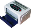 Ribao P-100 Portable Battery Operated Currency Counter w/ A/C Adapter