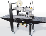 CT-50-SS Light Duty Semi Automatic Stainless Steel Carton Sealer - FREE SHIPPING!