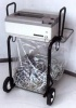 Oztec 1050-FS Portable Shredder with Folding Stand - Oztec 1050-FS