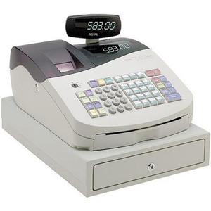 Royal 583cx cash registers