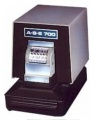 ABE 700 FD-1 Electric Perforator RETIRED Badge ID Perforates RETIRED (FD 1 RETIRED) - FREE SHIPPING!