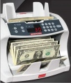 Semacon S-1225 Bank Grade Currency Counter with UV and MG Counterfeit Bill Detection - FREE SHIPPING!
