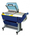 DIBIPACK 4255 EVX One Step Shrinkwrapper Machine with multi-function electronic control plate - FREE SHIPPING!