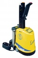 Leonardo Robospir Robot Pallet Wrapper with Telescopic Column
