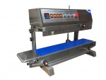 Band Sealers | Preferred Pack PP-M810II Stainless Steel, Vertical Table Top Band Sealer