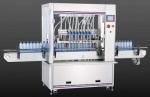 Filling and Capping Machines | Preferred Pack FL-101 Volumetric Liquid Filling Machine (servo system)