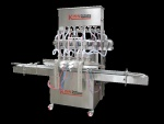 Filling and Capping Machines | Preferred Pack APD-8 Automatic Positive Displacement Filler
