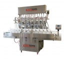 Filling and Capping Machines | Preferred Pack APD-10 Automatic Positive Displacement Filler