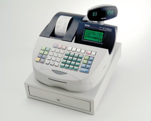 Royal 710ml cash registers