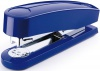 Dahle NOVUS B4 -2.6 Inch Reach 40 Sheet BLUE Compact  Executive Manual Stapler 020-1272
