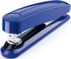 Dahle NOVUS B5FC - 3.6 Inch Reach 50 Sheet BLUE Flat Clinch Manual Stapler 020-1480