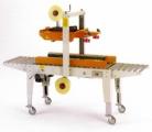 Truline TP-702A Semi Auto RANDOM Carton Sealer w/ Side Belt