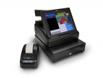 Royal TS1200MW Touchscreen Cash Register 12 Inch LCD Screen (TS1200MW)