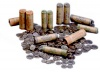 ERC Pre-Crimped Coin Wrappers for Dimes (.10) - Shotgun Shell Wrappers for Dimes