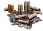 ERC Pre-Crimped Coin Wrappers for Quarters (.25) - Shotgun Shell Wrappers for Quarters