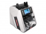 Semacon S-2500 Two (2)  Pocket Currency Discriminator Mixed Bill Counter with 800 Note Hopper Capacity - FREE SHIPPING!