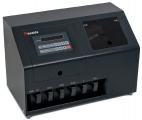 Cassida C900 Coin Counter Sorter USD and Candian Coins - FREE SHIPPING!