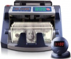 AccuBANKER AB1100PLUSMGUV Commercial Digital Bill Counter w/ MGUV Detection - FREE SHIPPING!