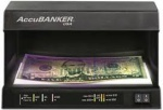AccuBANKER D63 UV/WM Counterfeit Money Detector