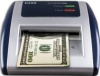 AccuBANKER D450 Automatic Counterfeit Bill Detector with UV/MG/WM and IR Sensors