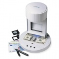 AccuBANKER D200 Tower Counterfeit Bill Detection System