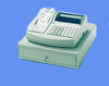 Quorion International CR 30 Cash Register CR 30