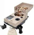 Cassida C500 Coin Counter Sorter  for USD and Foreign Coins Including Canadian - FREE SHIPPING!