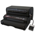 Akiles CoilMac-EX Plus Electric Automatic Punch Binder and Coil Inserter (Oval Holes)