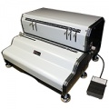Akiles CoilMac ECP Heavy Duty Electric Coil Punch Machine - FREE SHIPPING!