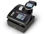 Royal Alpha1100ML Cash Register with 200 Departments and 7000 PLUs 39285K