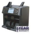 Amrotec X1 Two (2) Pocket Compact Currency Discriminator with Reject Pocket, (Amro X1, Amrotec X1) - FREE SHIPPING!