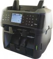 Amrotec X-1100 Two (2) Pocket Mixed Money Counter, Currency Counter, Discriminator