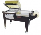 Preferred Pack PP-76ST-SS  (Stainless Steel) - All in One L'Sealer Shrinkwrap Chamber Machine - FREE SHIPPING!