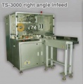 CD/DVD Overwrappers | Preferred Pack TS-3000 SW (Right Angle Infeed) CD/DVD Over Wrapping Machine