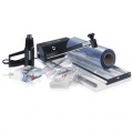 Impulse Sealers - Hand | Preferred Pack PP-18DS Deluxe Super Sealer I-Bar Shrink Wrap Machine w/ Heat Gun - FREE SHIPPING!