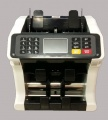CD-2000 Two (2) Pocket Mixed Bill Value Currency Counter Discriminator with Serial Number Recognition