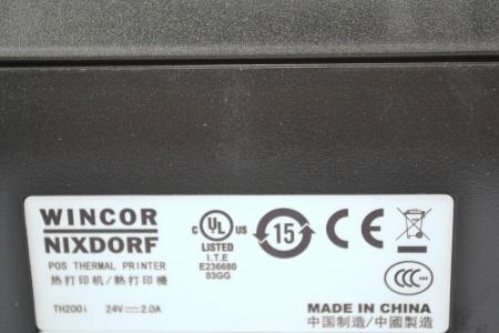Wincor Nixdorf Th200 Pos Thermal Receipt Printer With