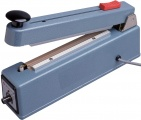 Impulse Sealers - Hand | Preferred Pack PP-300HC with Cutting Knife Hand Operated Poly 12 Inch Impulse Sealer
