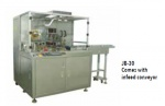 Overwrap Machines | Preferred Pack JB-30 Fully Automatic High Speed Overwrap Machine - FREE SHIPPING!