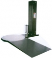 Pallet Wrapper | Preferred Pack PP-983LP SCALE with Scale and Ramp Pallet Stretch Wrapping Machine