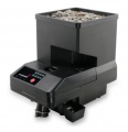 Accubanker AB650PLUS High Capacity Coin Counterand Sorter | Three 3-Year Warranty