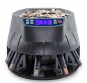 Accubanker AB510 Sort & Wrap Coin Counter | Three 3-Year Warranty