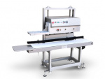 Banding Machines | Preferred Pack PP-20UC Heavy Duty Vertical Banding Machines With Conveyor