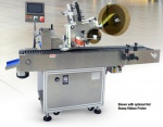 Labelers with Conveyor | Preferred Pack PP-613H Horizontal Wrap Around Labeling System