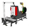 Strapping Machines | Preferred Pack PP-2862UYAO Side Seal Pallet Strapper