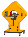 Stretch Wrapping Machines | Preferred Pack PP-1700AH (Horizontal) Semi-Auto Orbital Wrapper
