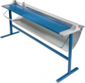 Dahle 472S Large Format Premium Rolling Trimmer, 72 Inches Cutting Length Includes Stand