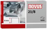 Dahle Novus 042-0040 - 23/8 Super Heavy Duty Staples, 23 Gauge, 8 mm Length